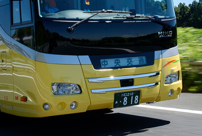 PCS(衝突被害軽減ブレーキ)装備車両の導入